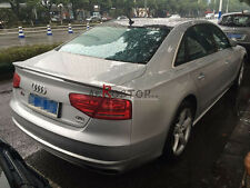 FRP ABT STYLE REAR TRUNK BOOT  REAR WING SPOILER FOR A8 D4