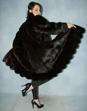 1928 NERZMANTEL BLACKGLAMA MINK COAT PELZMANTEL NERZ SWINGER FUR НОРКОВАЯ ШУБА