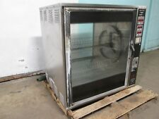 """HENNY PENNY"" H.D. COMMERCIAL DIGITAL 208V 3Ph ELECTRIC CHICKEN ROTISSERIE OVEN"