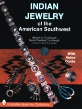 Indian Jewelry of the American Southwest by William A. Turnbaugh .  Mostly color