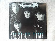 "The Romantics ""Test Of Time/Better Make A Move"" Picture Sleeve 45 RPM Record"