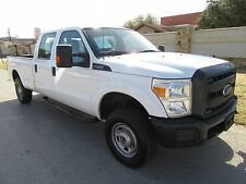 Ford: F-250 XL Crew Cab