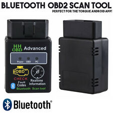 OBD2 II Car Auto Bluetooth Diagnostic Scanner Tool OBD2 CAN BUS Android Phone