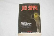 The Mammoth Book of Jack the Ripper by Nathan Braund (1999, Paperback)