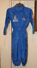 Aeromax HALLOWEEN Child's NASA Flight Suit Costume Size: Child's 6 - 8 EUC
