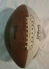 Vintage NFL 1977 PITTSBURGH STEELERS Team Autograph Football RARE HOF BRADSHAW