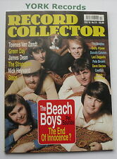 RECORD COLLECTOR MAGAZINE - Issue 270 February 2002 - Beach Boys / Stranglers