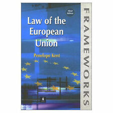 The Law of the European Union (Frameworks Series),VERY