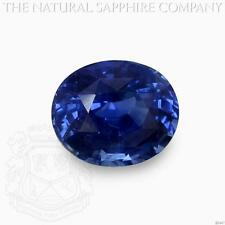 Natural Untreated Blue Sapphire, 1.23ct. (B5447)