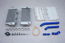2006 06 Yamaha YZ450F YZ450 YZ 450F 450 YZF Stock Radiators & Hoses & Guards