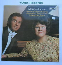 SXL 6577 - MARILYN HORNE - French & Spanish Songs - Excellent Con LP Record