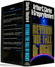 BEYOND THE FALL OF NIGHT, by Arthur C. Clarke & Gregory Benford— Ace/Putnam 1990