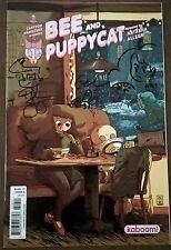 Bee and Puppycat #1 Boom 1st Print NM Signed & Sketched FREE USA Shipping