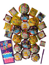 Kids Birthday Party Balloons, Wack a pack, Smack, Burst, Self Inflating, Gift Ba