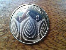 pièce neuve 3 euros slovénie 2011