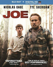 Joe (Blu-ray 2014, No Digital Copy) free shipping!!!