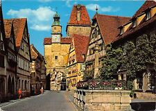 B73399 rothenburg ob der tauber Germany