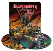 Maiden England: Live - Iron Maiden (2013, Vinyl NEUF)2 DISC SET