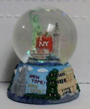 New York City, 45mm Snow Globe, by Encore, 2002, BRAND NEW FACTORY SEALED