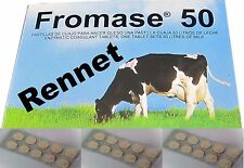 Rennet Tablets Coagulant Cheese Making 10 TABLETS