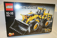 LEGO® Technic 8265 Frontlader NEU OVP_Front Loader Forest Machine New MISB NRFB