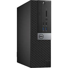 Dell OptiPlex 5040 SFF i7-6700 6th Gen 8GB 500GB desktop W10 PRO DVD-RW 3Y warty