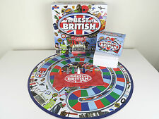 The Logo Board Game - Best of British - Drumond Park Family Game COMPLETE