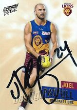 ✺Signed✺ 2013 BRISBANE LIONS AFL Card JOEL PATFULL