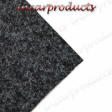 3m x 1.5m Grey Acoustic Cloth Carpet for parcel shelf boot van lining