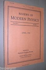 1936. I S BOWEN. FORBIDDEN LINES. REVIEWS OF MODERN PHYSICS. SCIENCE.  4th 1943
