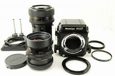 Mamiya RZ67 Pro Medium Format SLR  180mm f/4.5 100-200mm f/5.2 #607
