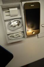 Apple iPhone 4 8GB -  Gold ( VERIZON ) Page Plus  Smartphone