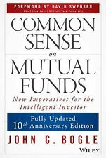 Common Sense on Mutual Funds by John C. Bogle (Hardcover)