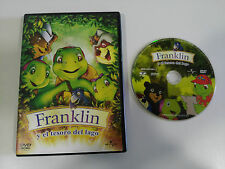 FRANKLIN Y EL TESORO DEL LAGO DVD CASTELLANO ENGLISH