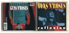Cd GUNS N'ROSES Reflexion Live at the Ritz N.Y.C. 1988 Vox Populi OTTIMO