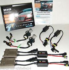 H4-3 6000K BI Xenon Nachrüstung Kit Set Brenner+ Vorschaltgeräte Slim Line Set