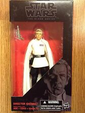 "HASBRO STAR WARS BLACK SERIES 6"" inch #27 DIRECTOR KRENNIC ACTION FIGURE"