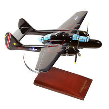 USAF Northrop P-61B Black Widow Desk Display 1/48 WW2 Model Aircraft Airplane