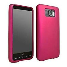 T-Mobile Gel Shell for HTC HD2 Berry Pink Skin Case Protective Cover New USA OEM