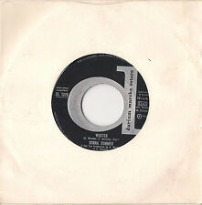 DISCO 45 Giri DONNA SUMMER wasted // try me, i know we can make it