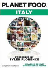 PLANET FOOD ITALY ALL REGIONS, NEW & SEALED, FREE POST!