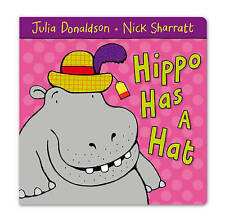 Hippo Has A Hat,ACCEPTABLE Book