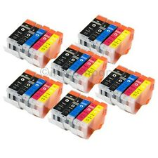 30 CANON PGI-5 CLI-8 Tinte IP4200 IP4200X IP4300 MP970 MX700 MX850 IP3300 Set