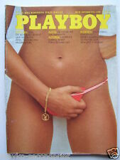 Playboy - D, 10/1976,  Uschi Urban, Luella Maxwell, Patty McGuire, Nino Minor
