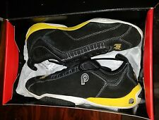 Piloti Spyder S1 - Yellow & Black 10.5