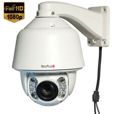CCTV IP Speed Dome Camera 1080P 2M X20 PTZ D/N Auto Tracking Hikvision Module
