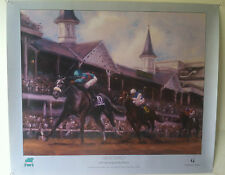 Giacomo 2005 Kentucky Derby Winner Poster/Print Churchill Downs *New*