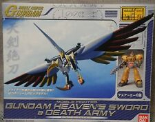 NEW Bandai MS in Action Mobile Fighter Gundam Heaven's Sword & Death Army