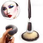 1X Face Makeup Soft Blush Powder Silver Handle Cosmetic Large Brush