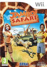 Jambo Safari Ranger Aventura = Nintendo Wii = misiones = Africa = Animales = agae 3 +